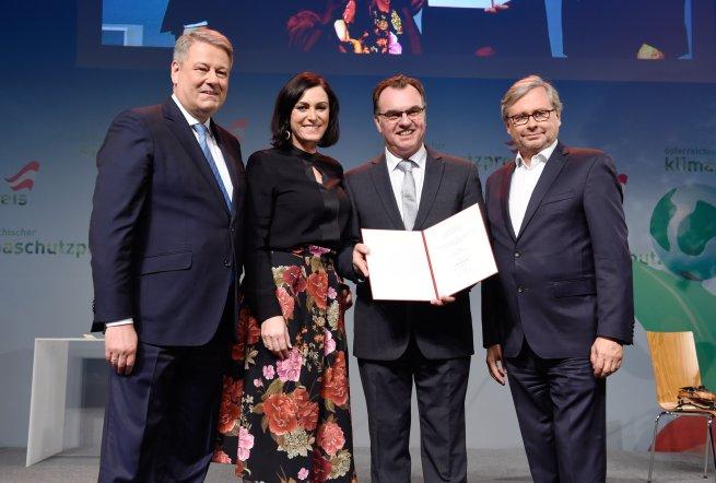 Der Österreichische Klimaschutzpreis 2017